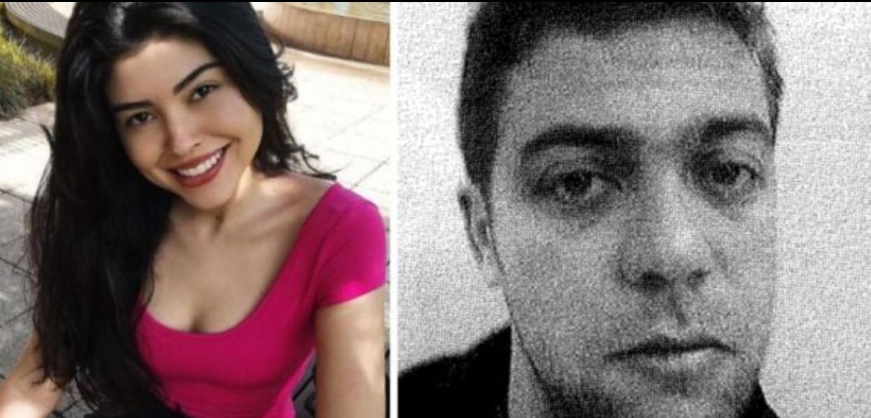 Mariana Ferrer e André de Camargo Aranha, acusado de estuprá-la