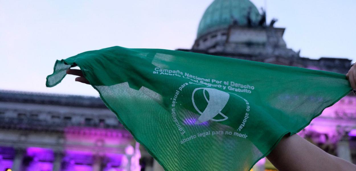 Campanha pelo direito ao aborto na Argentina
