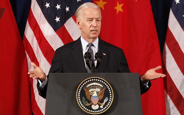 Biden terá política externa de contenção da China