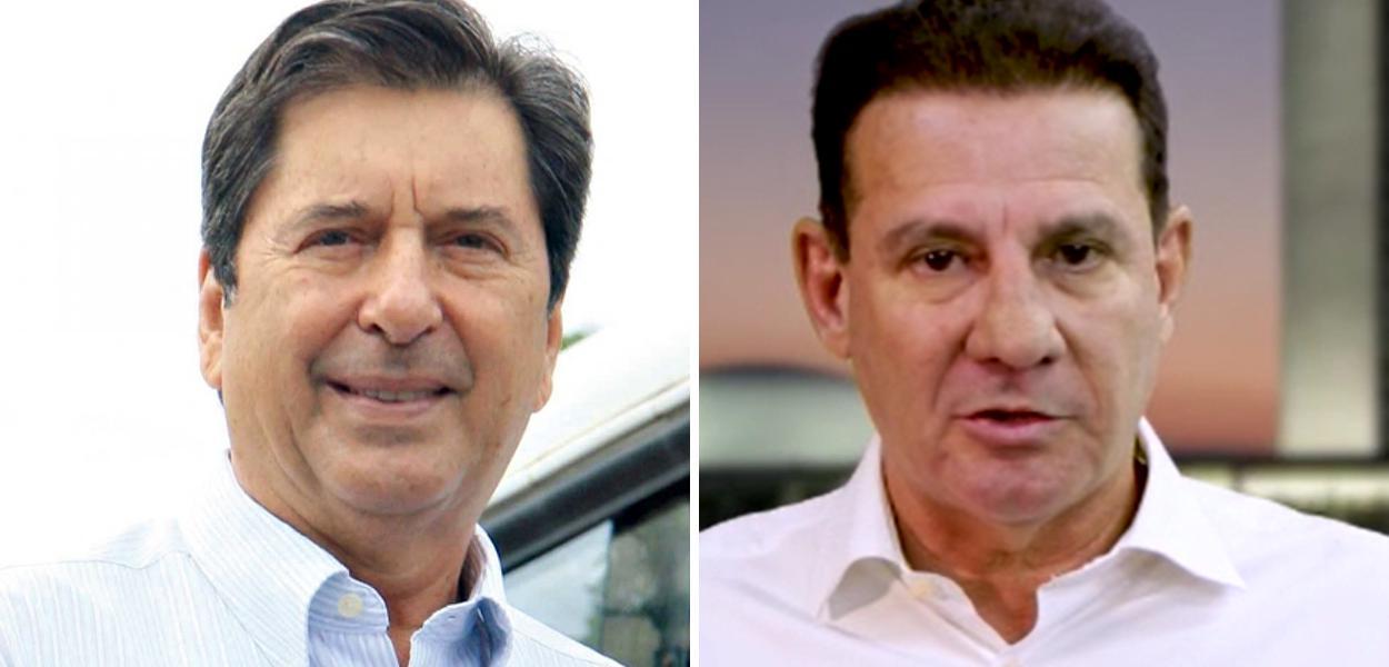 Maguito Vilela e Vanderlan Cardoso