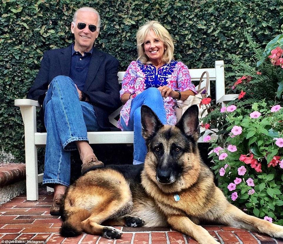 Champ, Joe e Jill
