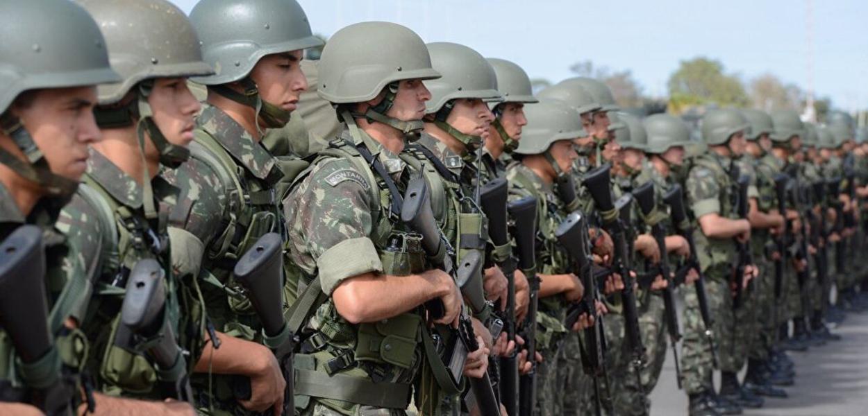 28 mil homens do Exército estarão mobilizados em ações de apoio às eleições municipais