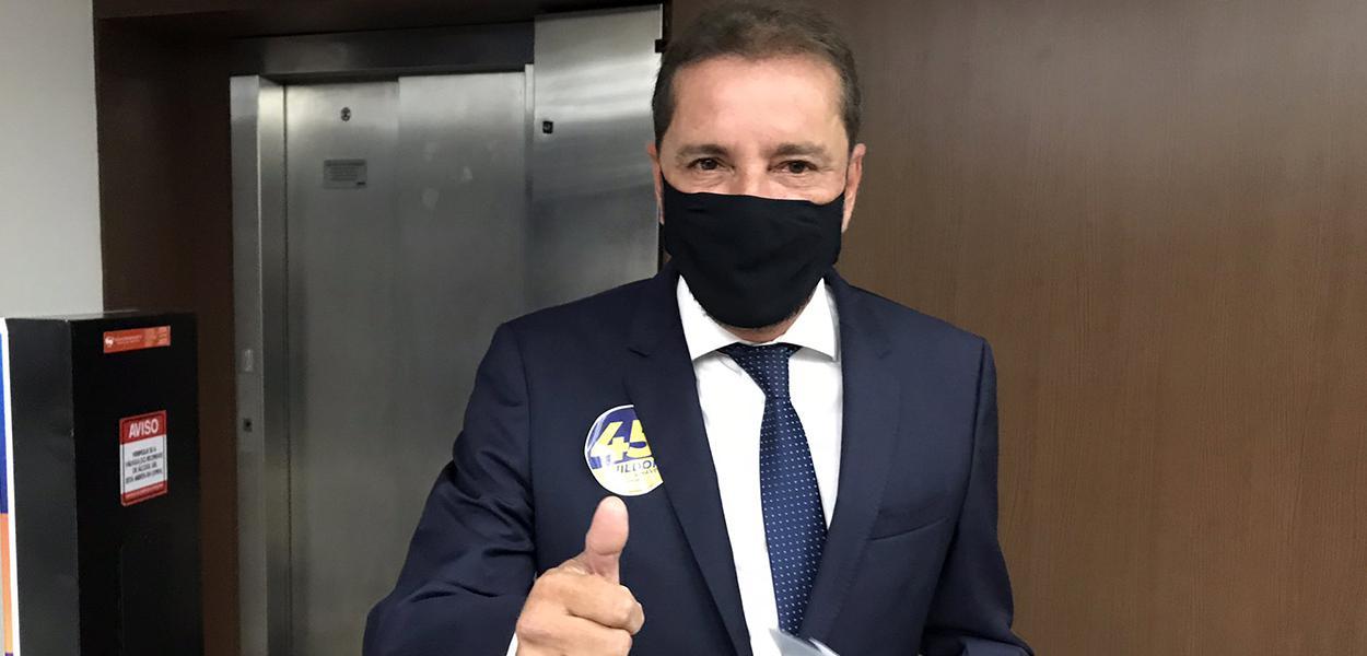 Candidato Hildon Chaves (PSDB)