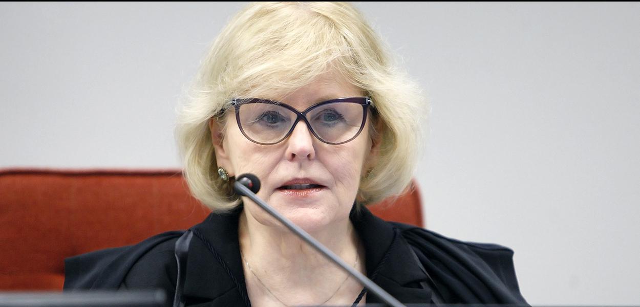 Ministra Rosa Weber durante a audiência pública sobre Fundo Amazônia. (23/10/2020)