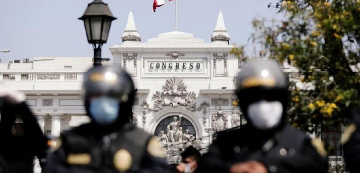 Congresso do Peru