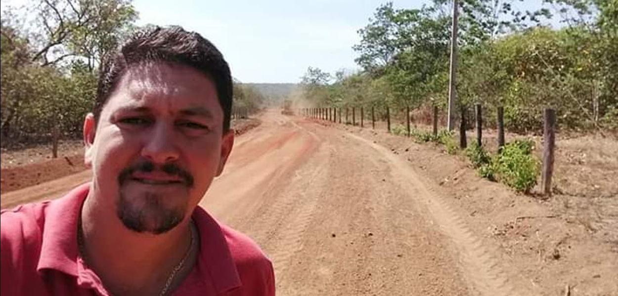Adriano Ribeiro (DEM), prefeito de Barrolândia