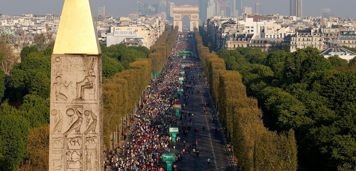 Maratona de Paris