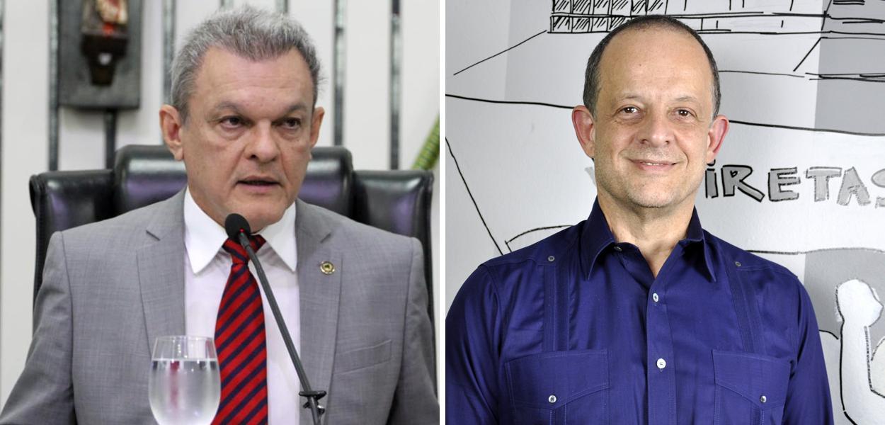 Sarto Nogueira e Breno Altman