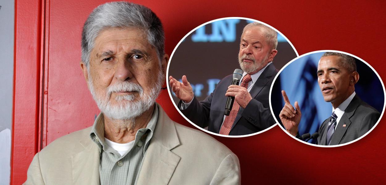 Celso Amorim, Lula e Obama