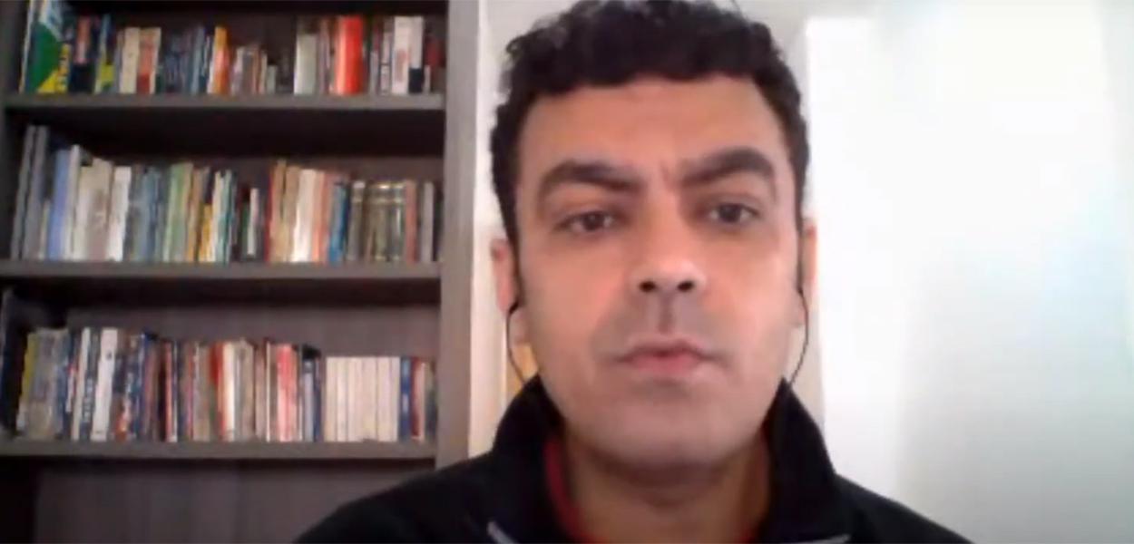 Ikaro Chaves, diretor da associação de engenheiros e técnicos do sistema Telebras (Aesel)