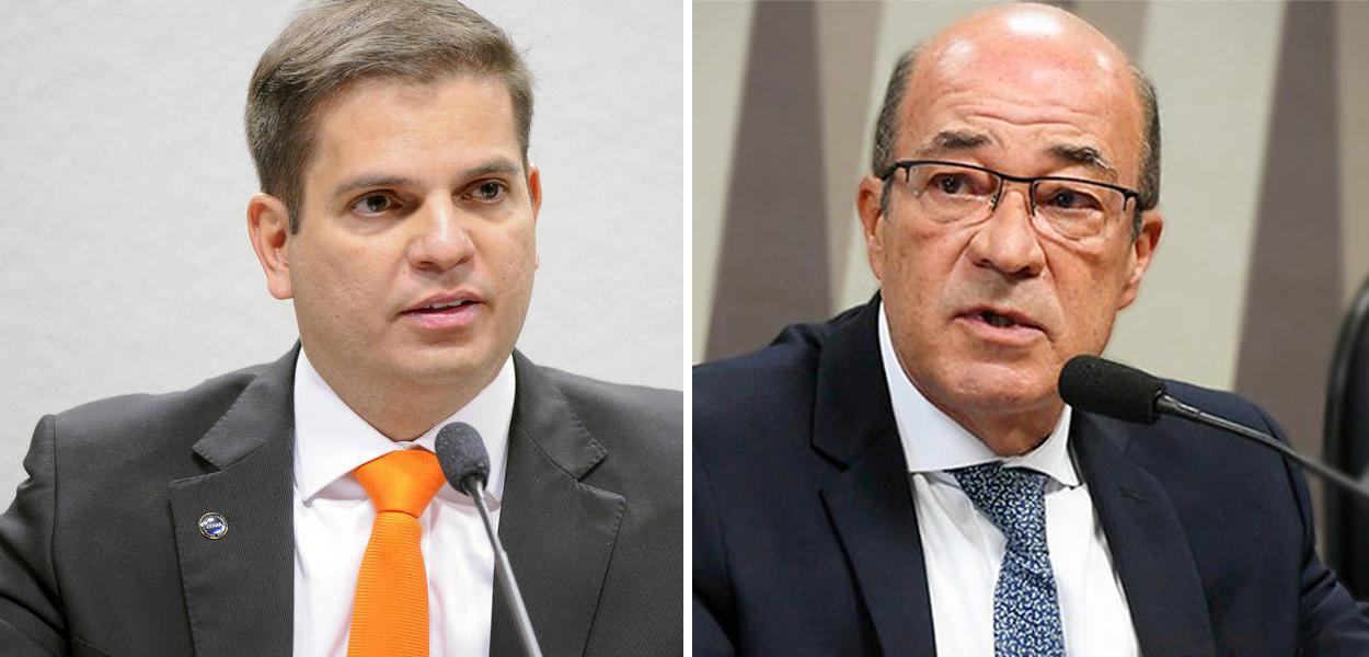 André Pepitone da Nóbrega (diretor-geral da Aneel), e Luiz Carlos Ciocchi (diretor-geral do Operador Nacional do Sistema)