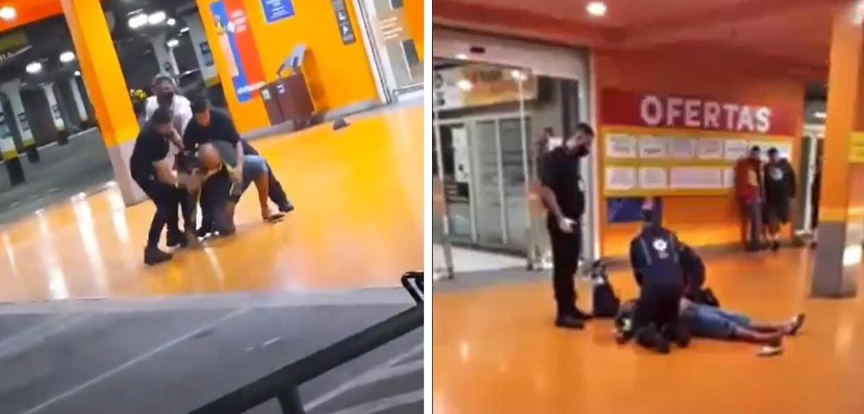 Carrefour diz que romperá contrato com empresa de segurança após espancamento seguido de morte de um homem negro no RS