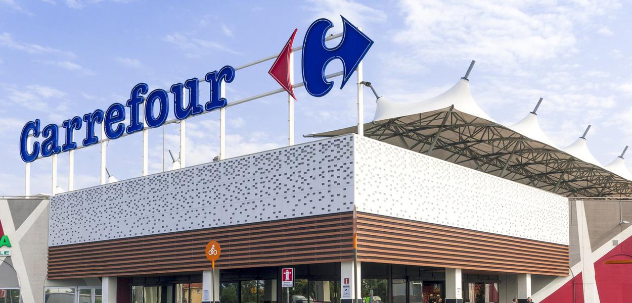 Loja Carrefour