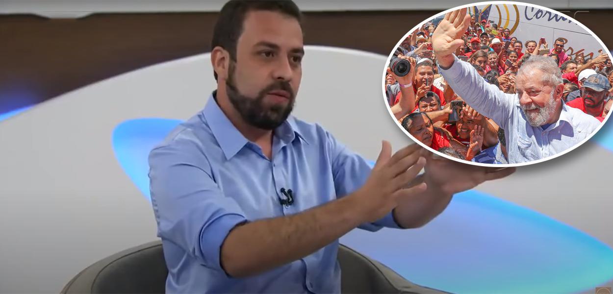 Boulos no Roda Viva e Lula