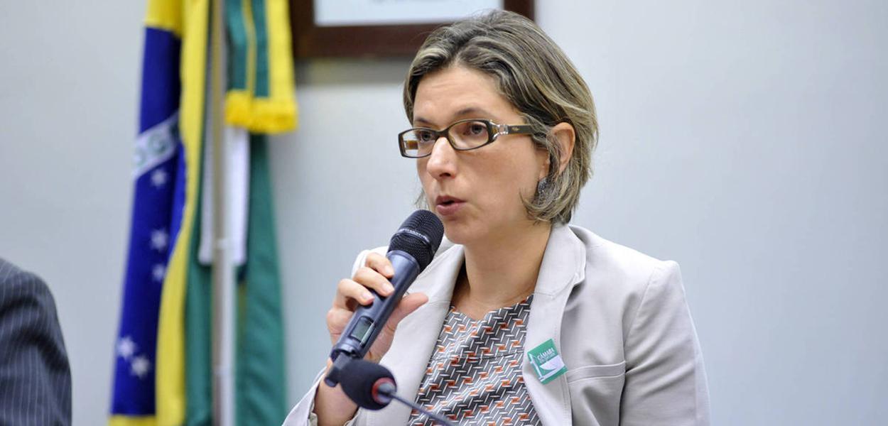 Delegada Christiane Correa Machado