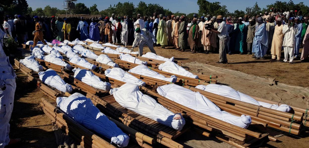 Cerca de 30 pessoas são decapitadas na Nigéria em ataque supostamente cometido por islâmicos