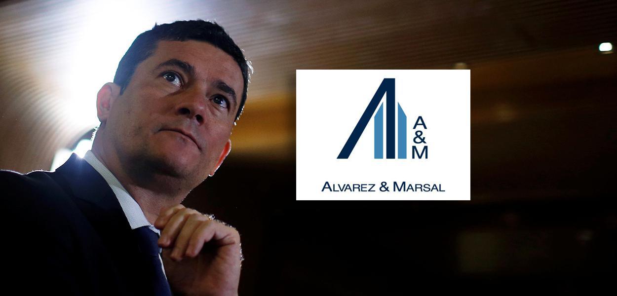 Ex-ministro Sérgio Moro tenta um novo emprego na consultoria Alvarez & Marsal (EUA)