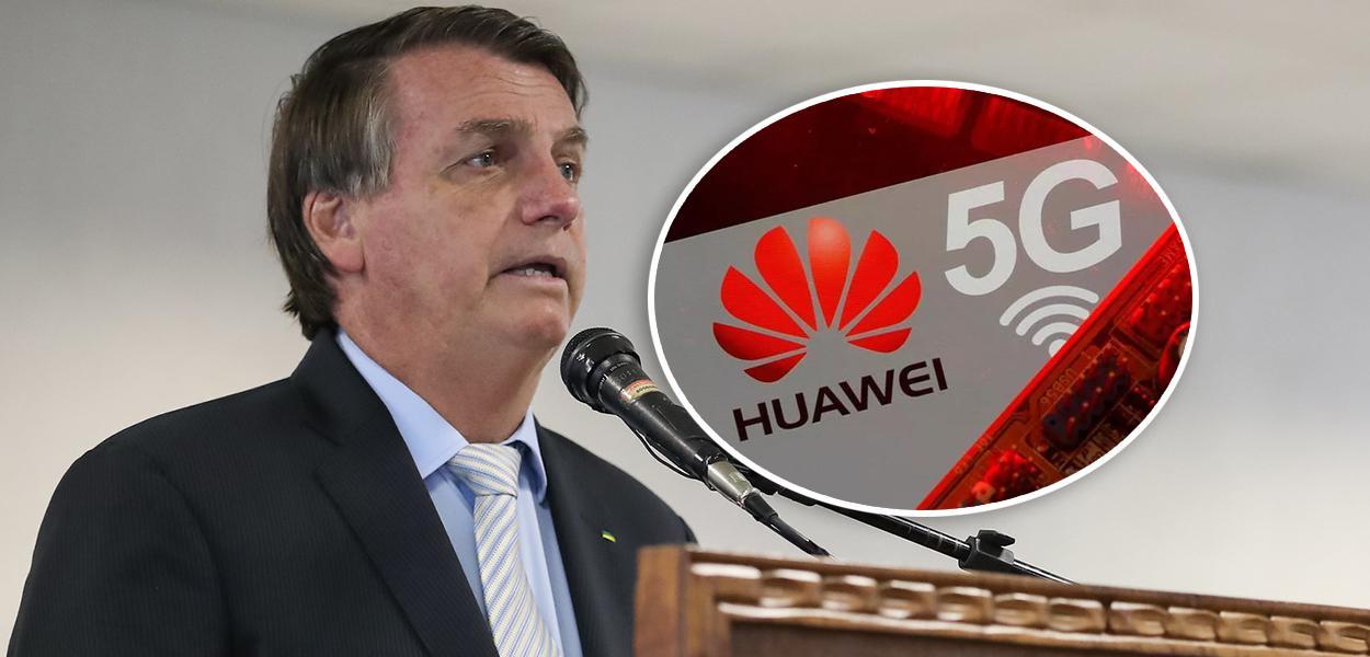 Bolsonaro e 5G