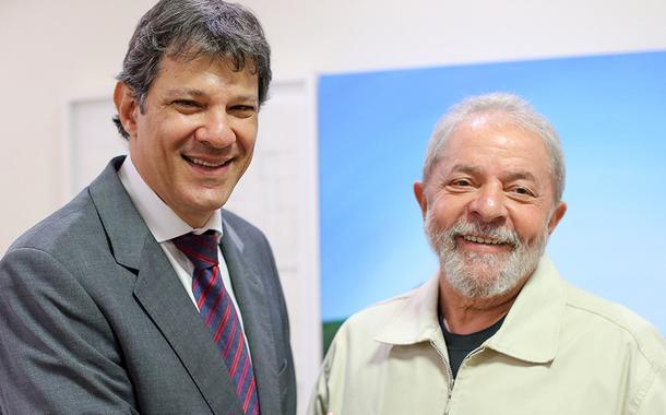 """Haddad: """"só teremos paz com eleições livres e reparação histórica ao Lula"""""""