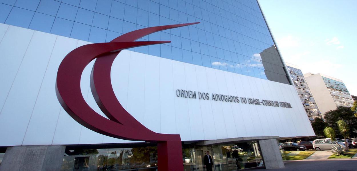 Sede da Ordem dos Advogados do Brasil, em Brasília (DF)
