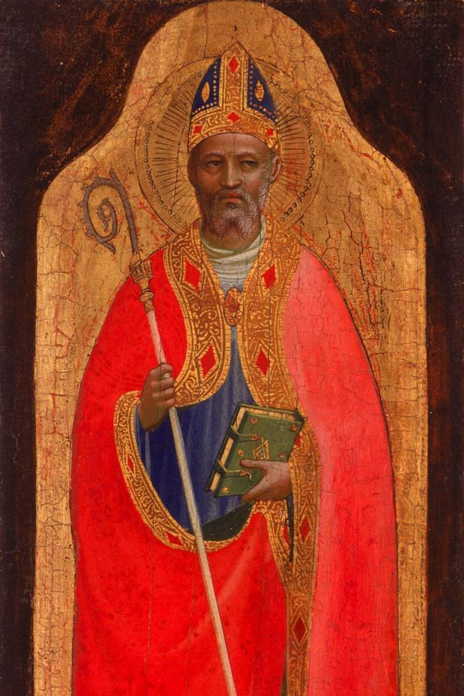 São Nicolau, por Fra Angelico