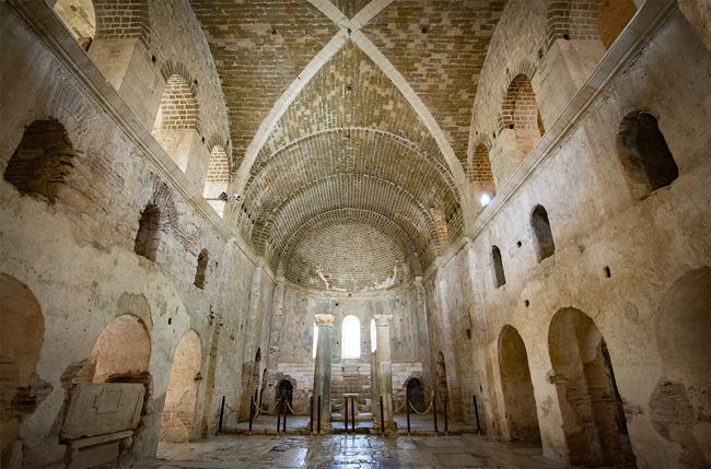 Igreja de São Nicolau, na Turquia