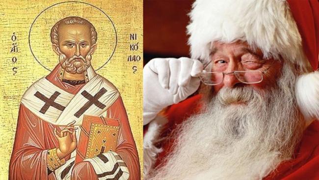 São Nicolau e Papai Noel