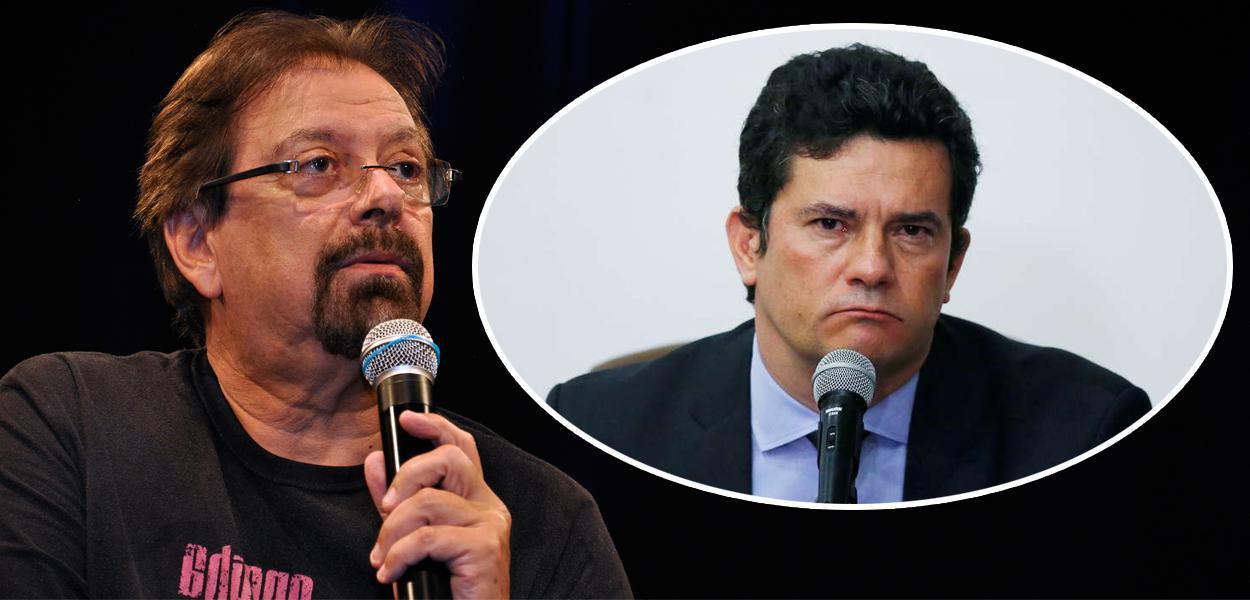 Florestan Fernandes Jr e Sergio Moro