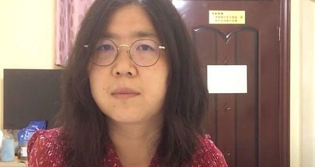Blogueira Zhang Zhan