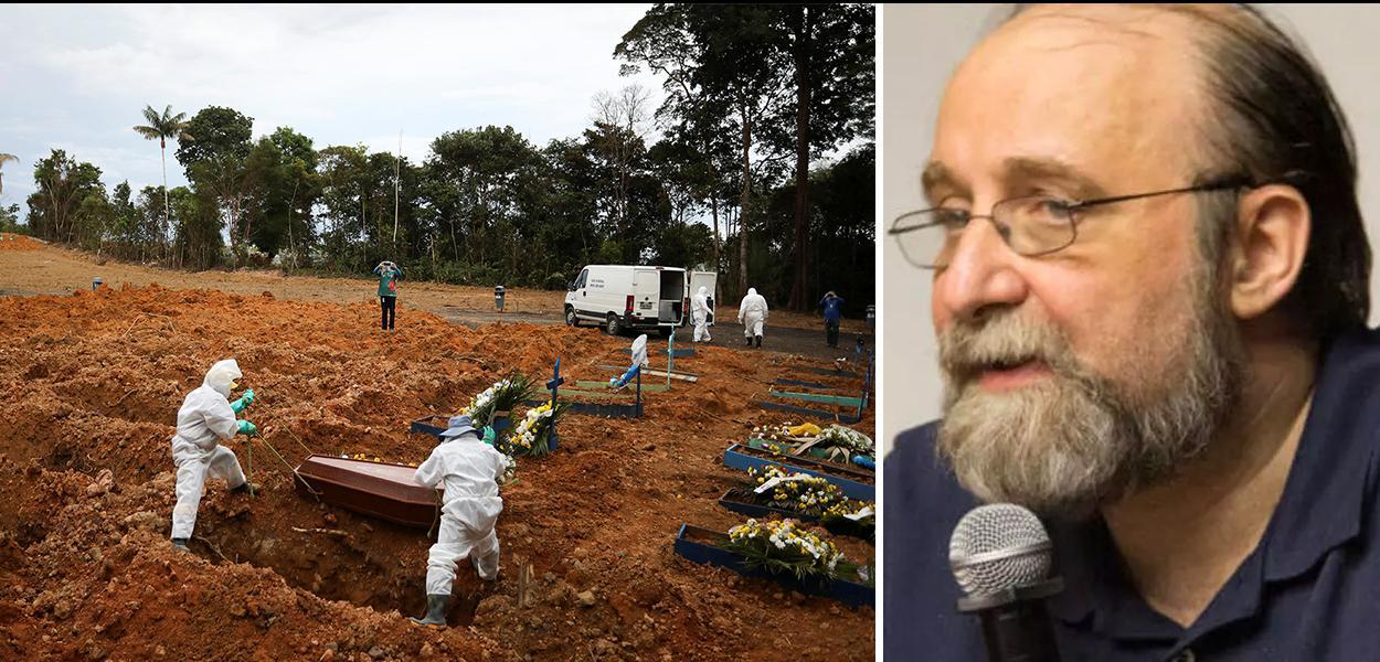 Miguel Nicolelis: ou Brasil faz lockdown, 'ou não daremos conta de enterrar  os nossos mortos' - Brasil 247
