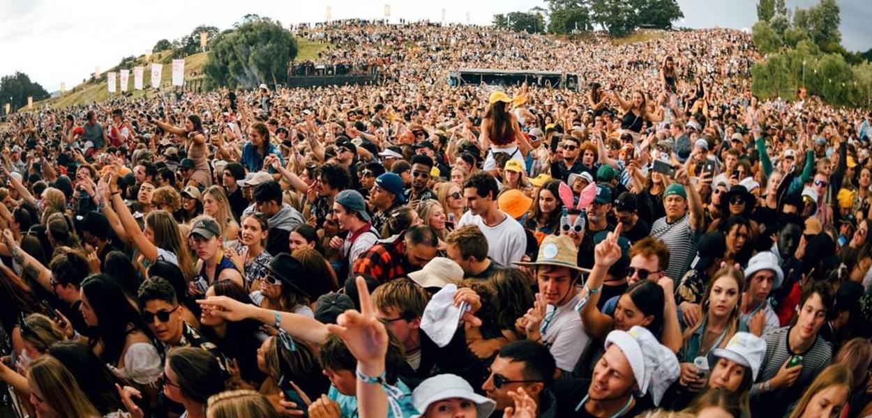 Festival Rhythm and Vines 2020, na Nova Zelândia