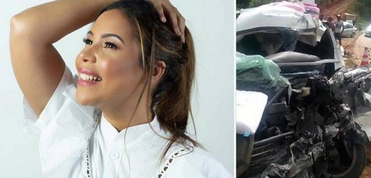 Cantora Amanda Wanessa tem sedação diminuída e mexe olhos e braço, diz  gravadora - Brasil 247