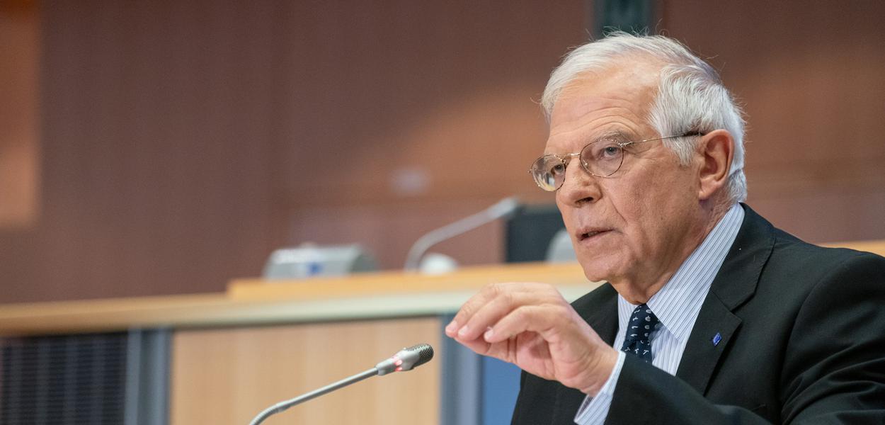 Joseph Borell, representante da União Europeia