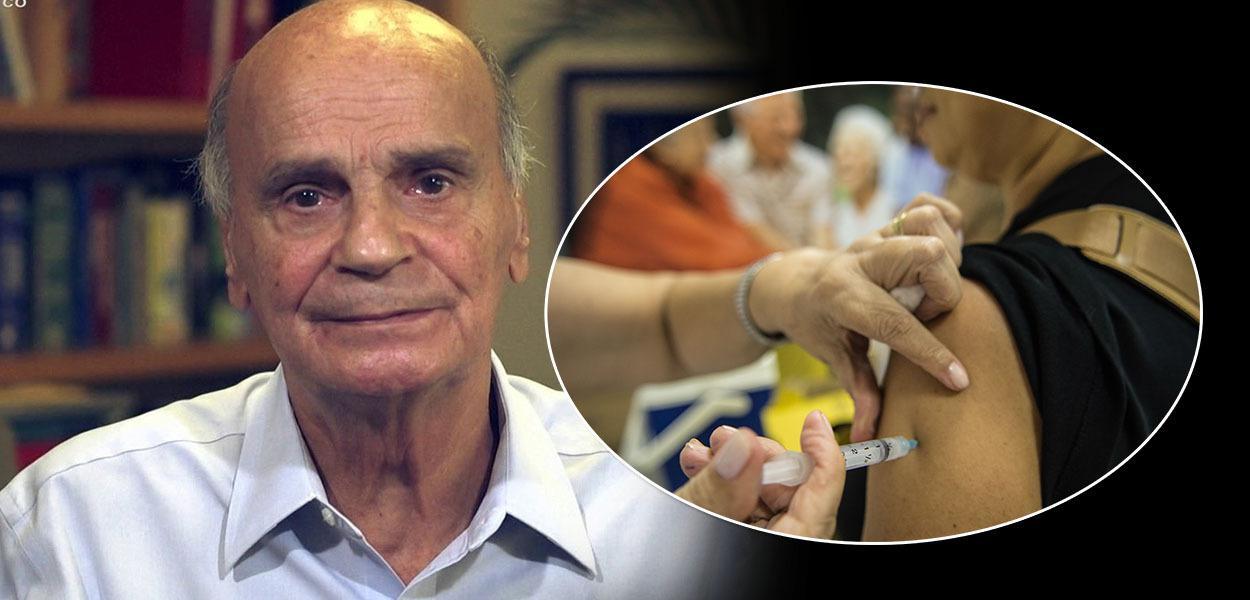 Dráuzio Varella e Vacinação