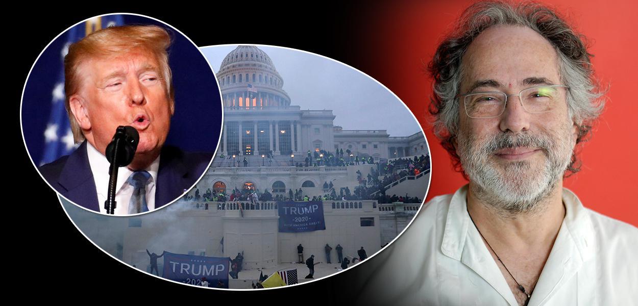 Donald Trump e Pepe Escobar