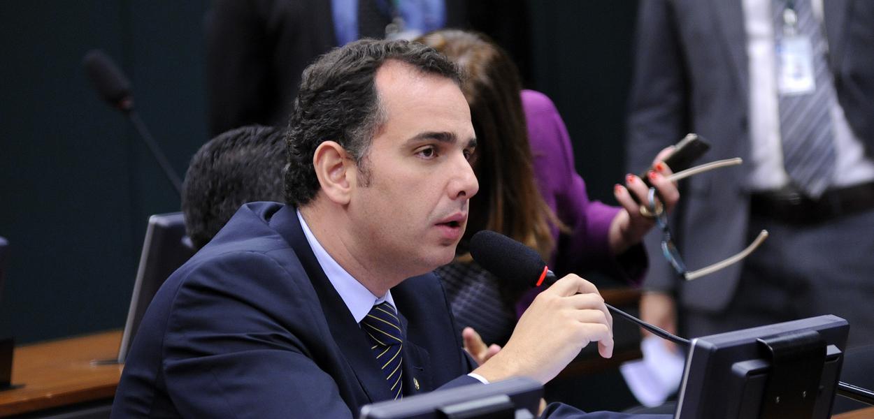DEM lança Rodrigo Pacheco ao governo de Minas