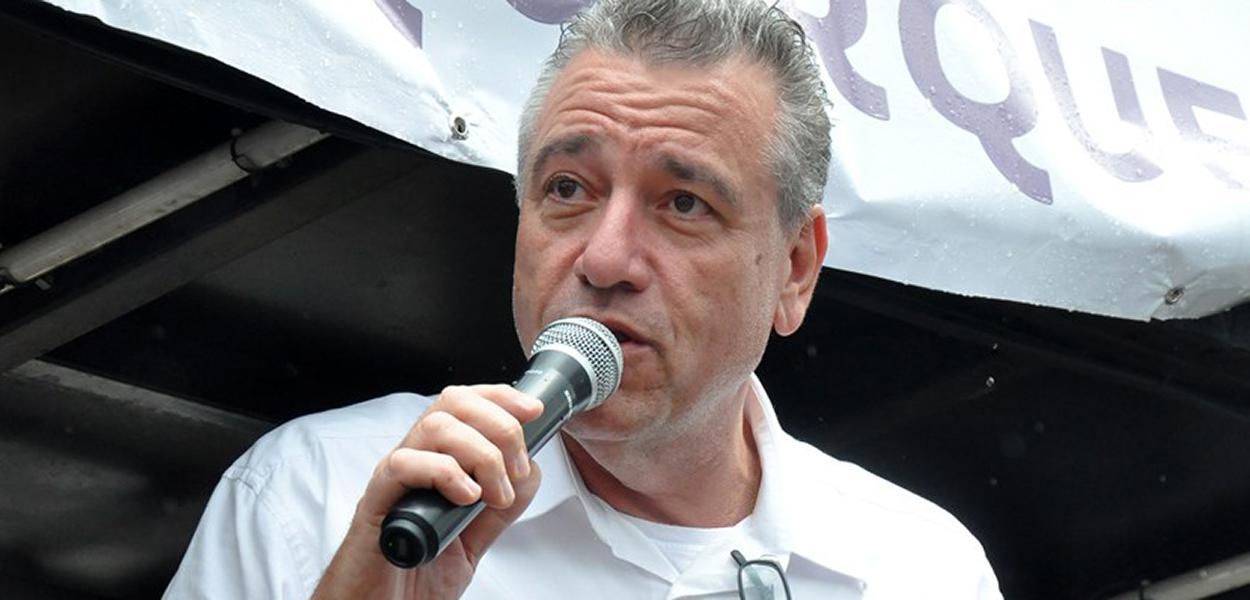 Ex-prefeito de Santo André Aidan Ravin