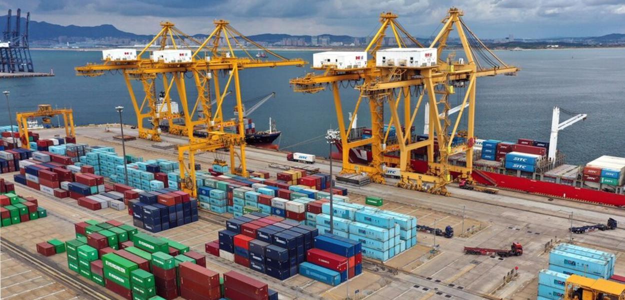 China e UE, comércio externo intenso