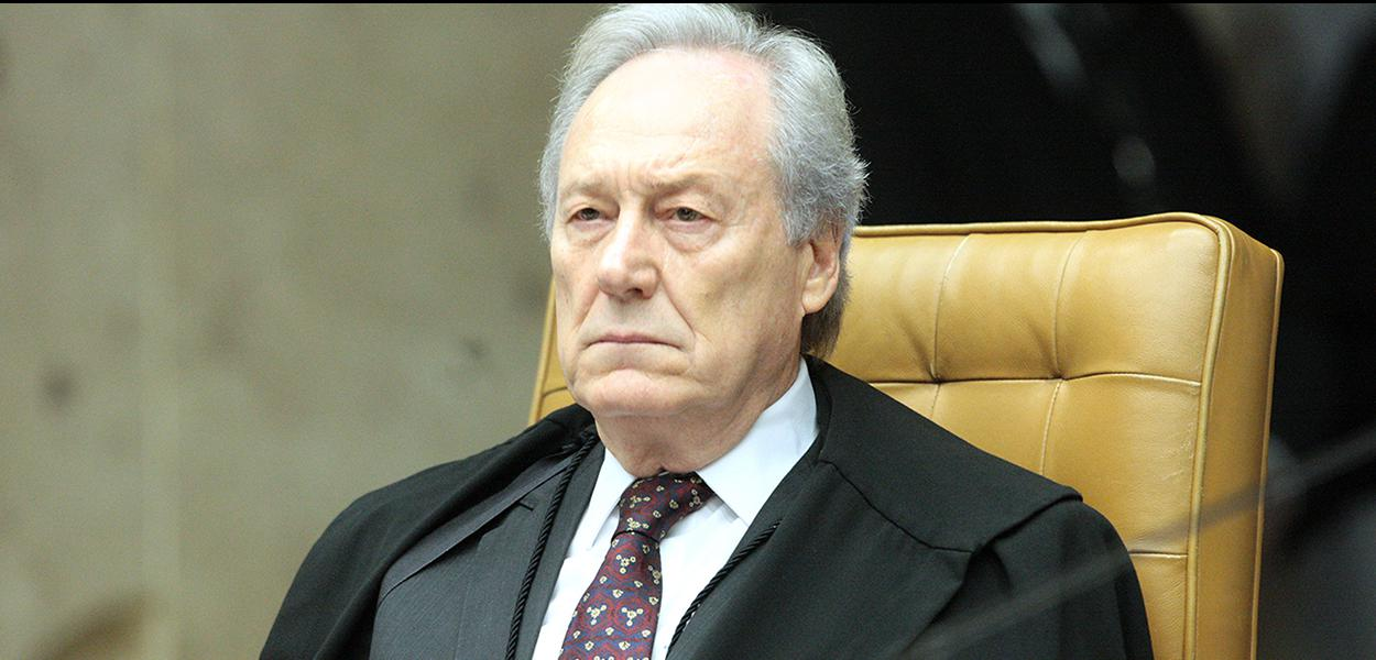 O ministro Ricardo Lewandowski, do Supremo Tribunal Federal (STF).