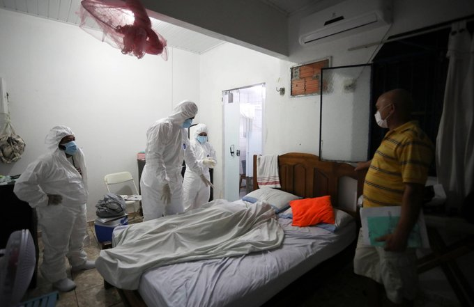 Pandemia em Manaus (AM)