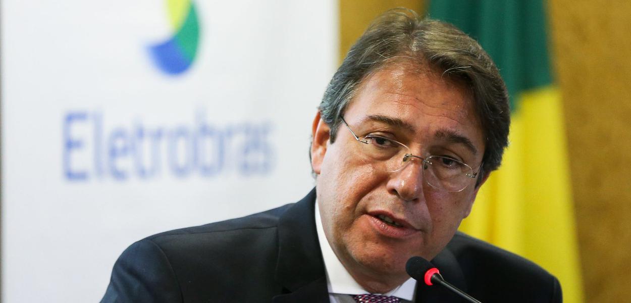 Presidente da Eletrobras, Wilson Ferreira Júnior