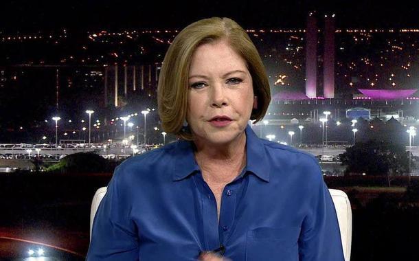 Eliane Cantanhêde sofre com apagão em Brasília e reclama das privatizações