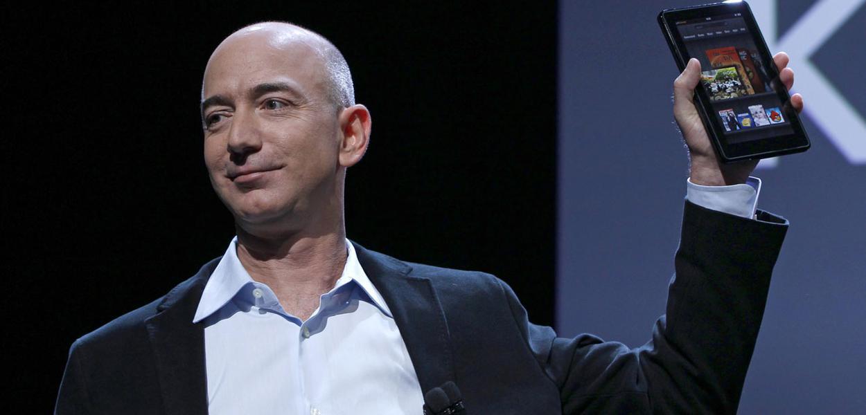 A Amazon vem aí
