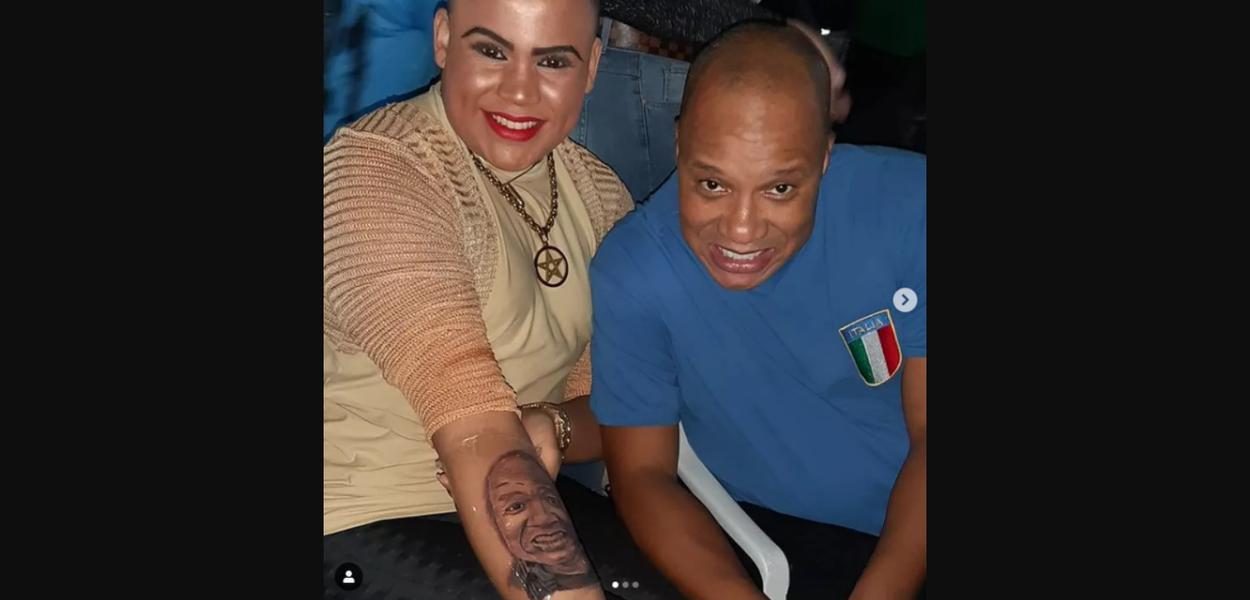 MC Maylon e Anderson, do Molejo