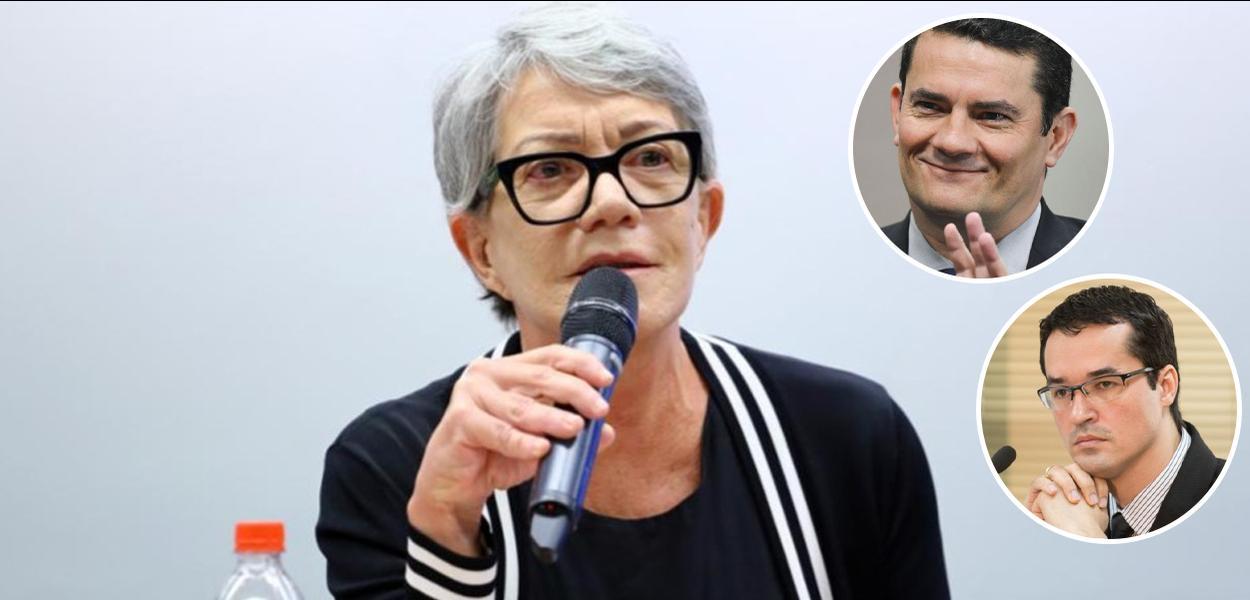 Deborah Duprat, Moro e Dallagnol