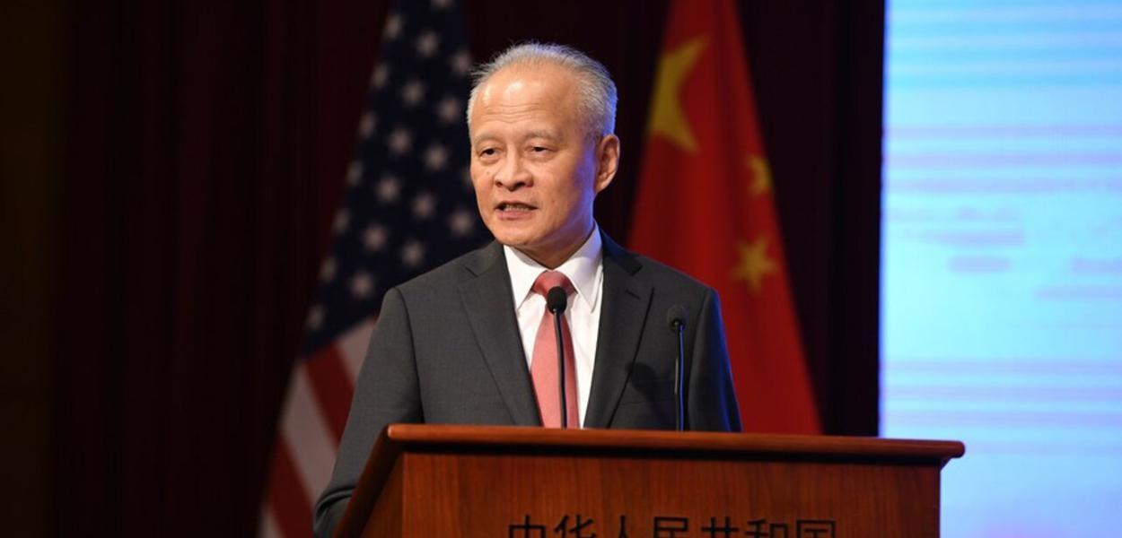 Cui Tiankai, embaixador chinês nos EUA