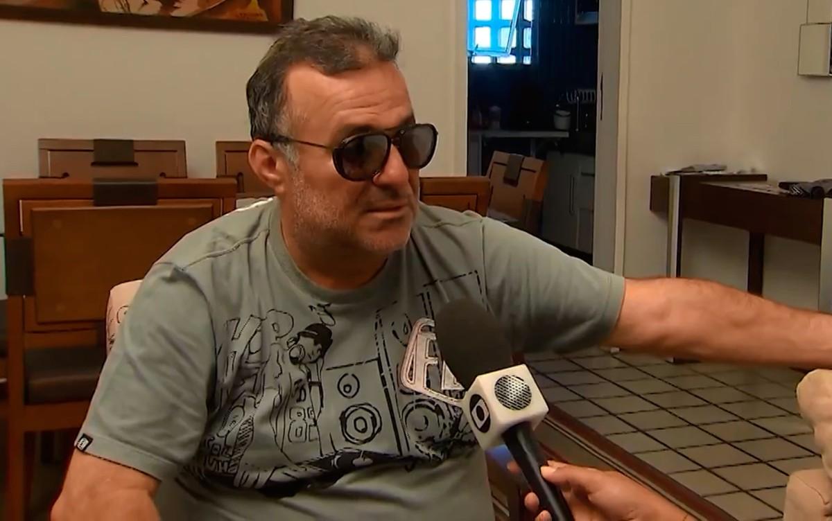 Músico e comediante baiano Renato Fechine