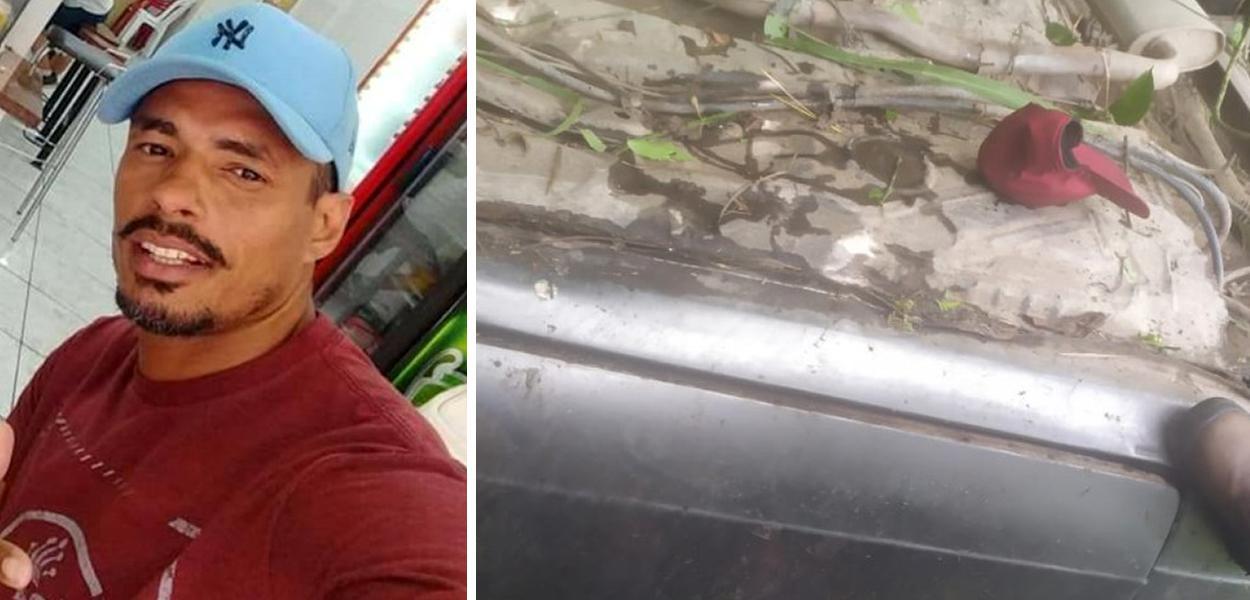 Homem que ajudou vítima de acidente foi dispensado do trabalho por atraso em Bertioga, SP.