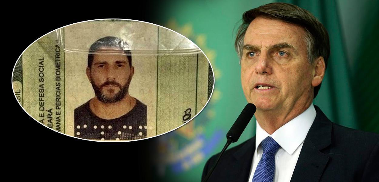Adriano da Nóbrega e Bolsonaro
