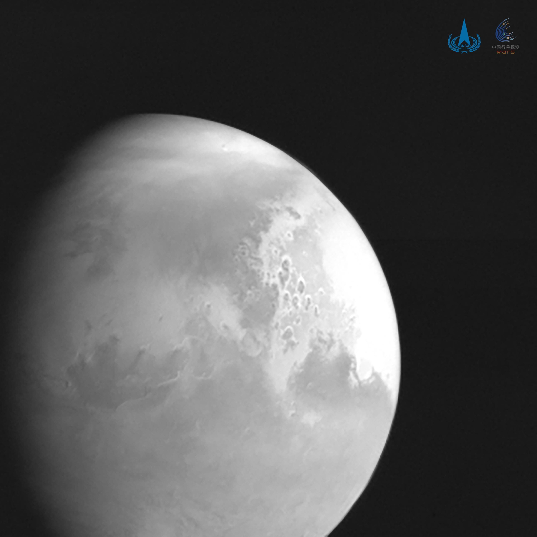 Marte sonda chinesa